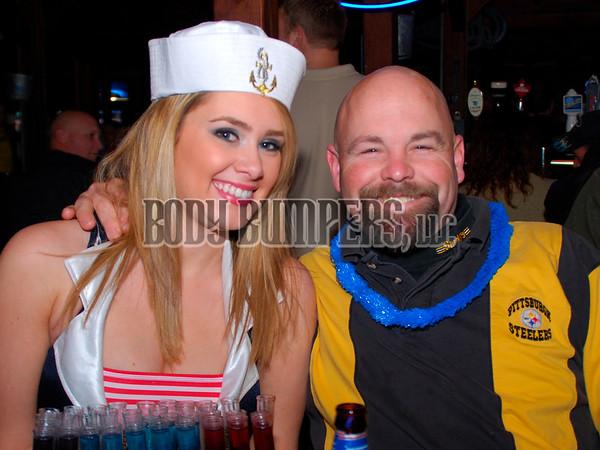 """""""Patron Group Photos"""" @ West Shore Hardware Bar - November 28, 2008 - Nikon D60 - Mark Teicher"""