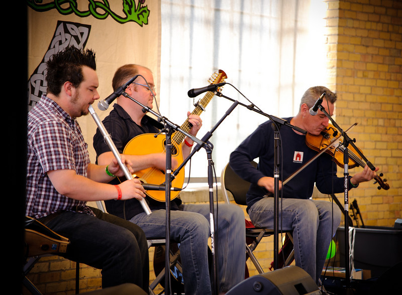 Ceili at the Roundhouse June 2010-20