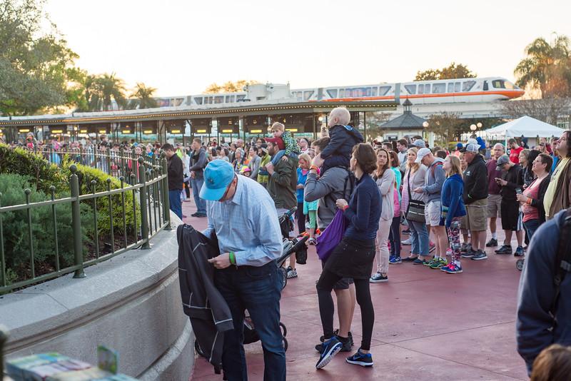 Not Too Crowded - Magic Kingdom Walt Disney World