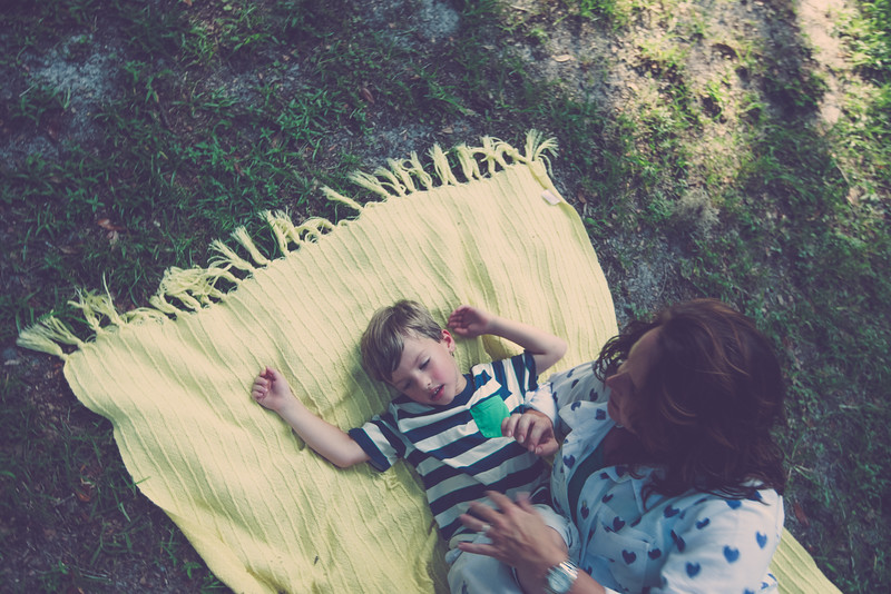 Green Family at Alpine Groves Park