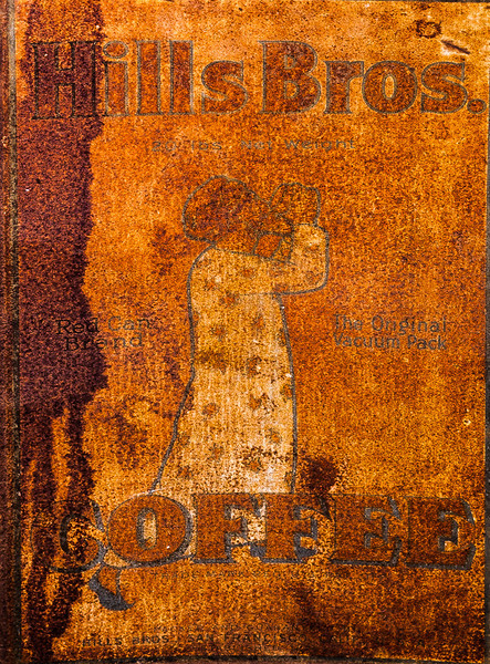Hills Bros. Coffee, Old Molson, Washington, 2000