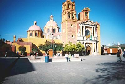 San Luis Potosi-Toluca-Patzcuaro