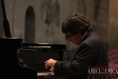2011/10/15 Ramin Barhami - Sandro Cappelletto