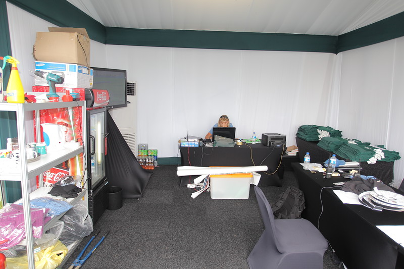 Tournament office