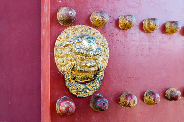 May 7 Beijing- Temple of Heaven and Yonghe Temple