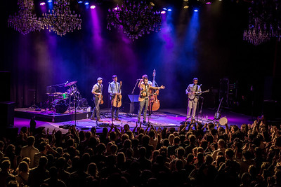 Punch Brothers April 3,2015 live at The Fillmore with Gabriel Kahane