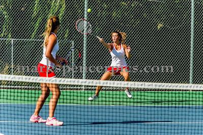 Tennis GSHS vs MMHS 9-1-2015