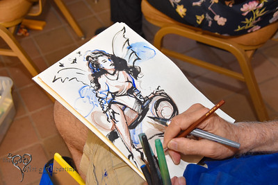 Dr. Sketchy's Anti-Art School
