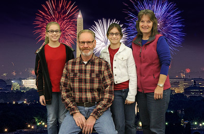TVMS Veterans Day Family Pictures