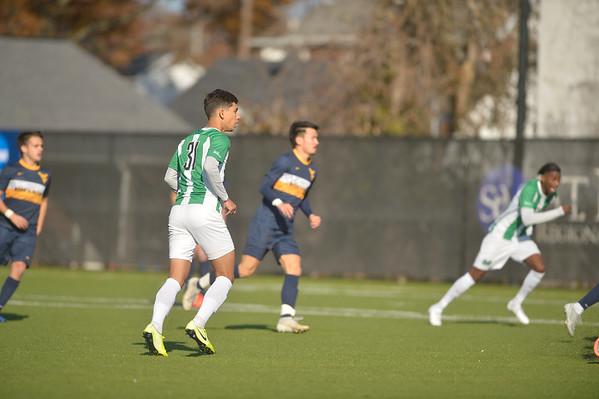 11.24.19 Marshall Soccer vs WVU NCAA Tournament
