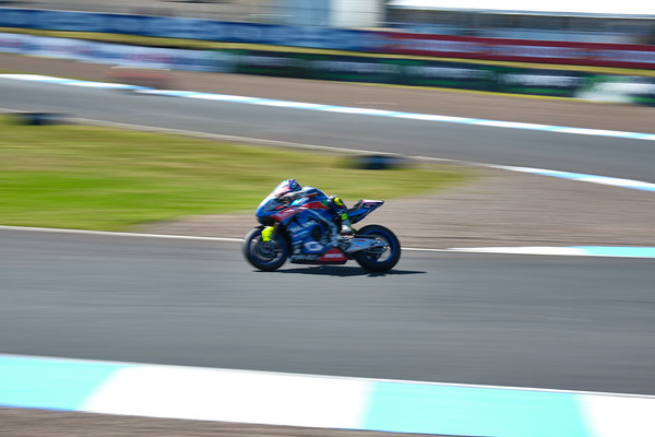 BSB Knockhill 2019 free practice day