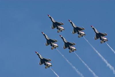 Andrews Air Show 2009