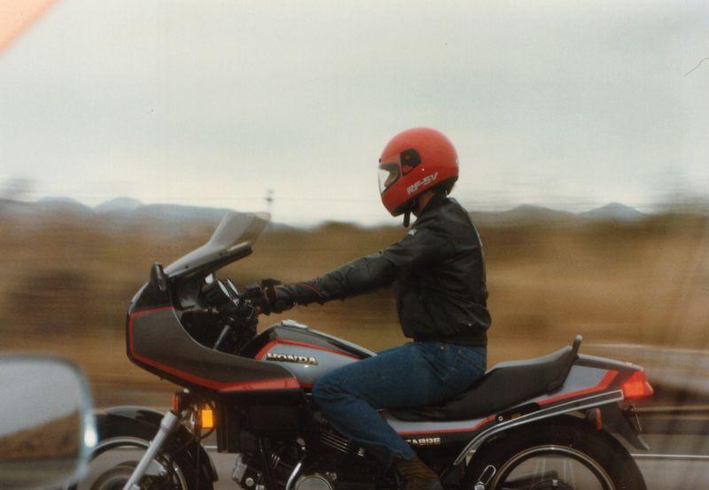 Honda Sabre Photos