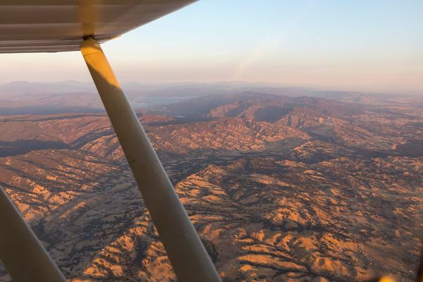 Nevada Fallon landscapes