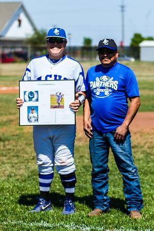 04-22-14  ACHS Baseball vs Kennedale Fellowship