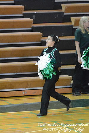 01/18/2014 Walter Johnson HS Poms Division 3 at Damascus HS,, Photos by Jeffrey Vogt Photography & Kyle Hall