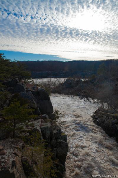 Small Falls into the Big River