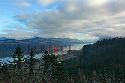 OR-Columbia River Gorge, OR