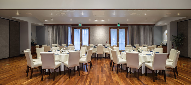 The Sea by Alexander's Steakhouse - Banquet Space / Interiors / Details