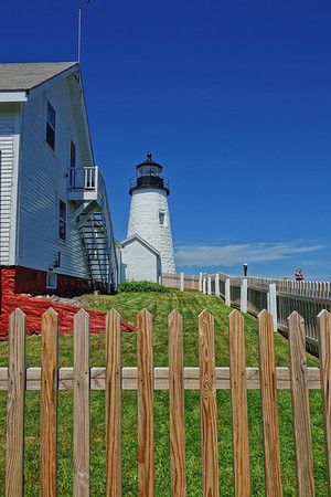 CMBG and Pemaquid Light