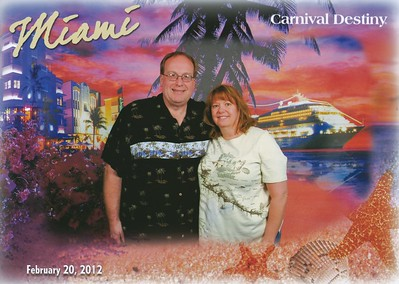 Cruise 8 W. Caribbean - Carnival Destiny