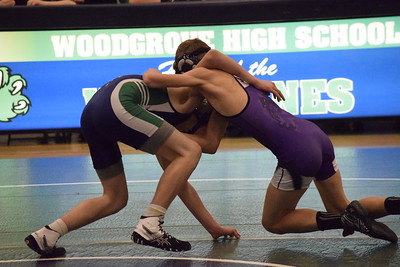 Wrestling: Woodgrove vs. Potomac Falls by Lorallye Partlow on December 14, 2016