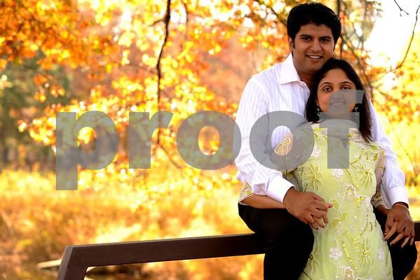 Purvi & Ashish (Pre Shoot Roosevelt Park)