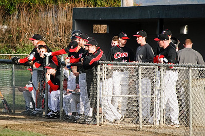 2011 Cavs Baseball - Crater Tournament