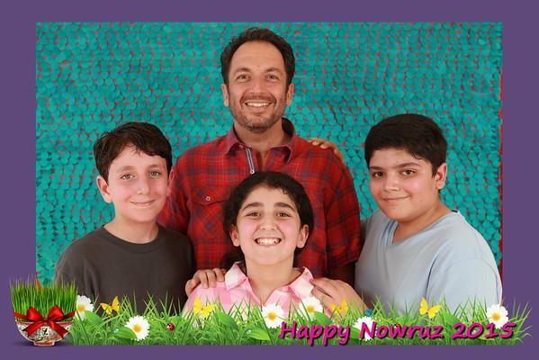 Nowruz 2015 Photo Booth
