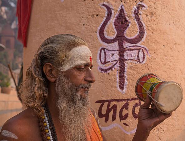 Road trip with Baba  Varanasi