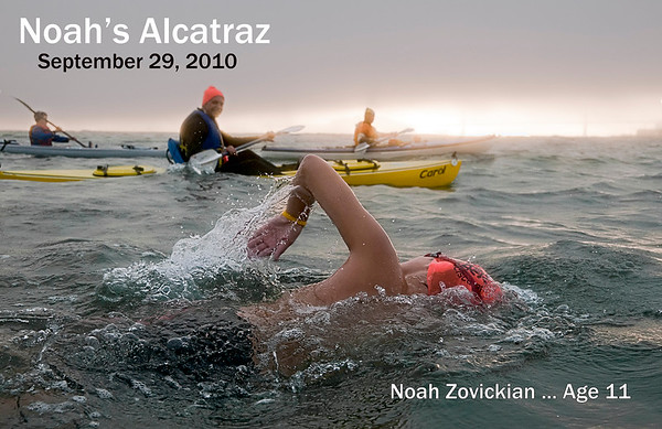 Noah's Alcatraz