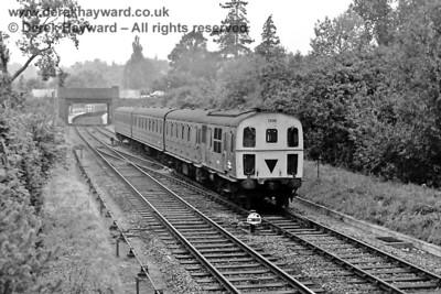 Hurst Green Station, Hurst Green Halt (Closed), Hurst Green Junction and Limpsfield Tunnel