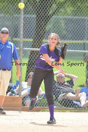 Elmira Crushers vs. Fury ASA Softball