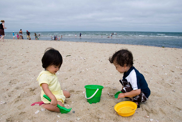 Jetties Beach, Nantucket, 2008