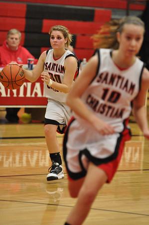 SC vs. Portland Adventist Girls High School Basketball