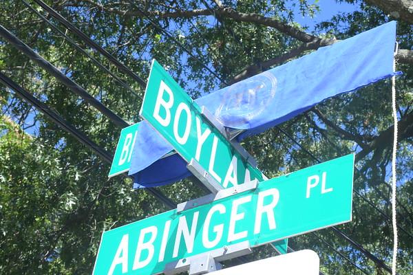 Bishop Barbera Glanton Way