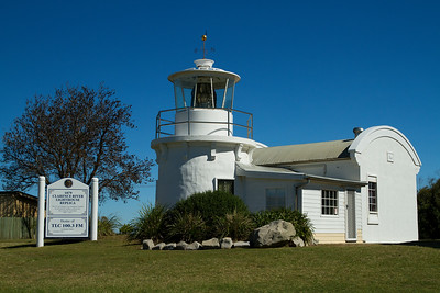 Clarence River Lighthouse, Yumba