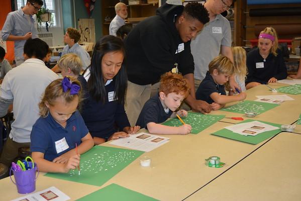 Kindergarten Sept. LS/US Joint Assembly