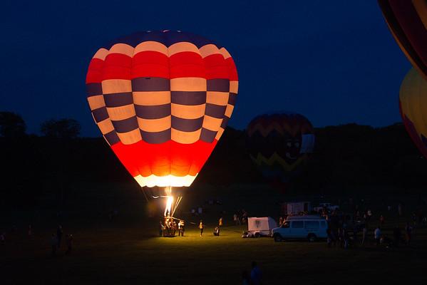 2015 Preakness Balloon Fest