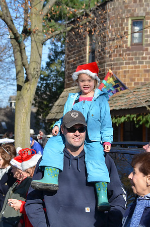 Saugatuck Christmas Parade 2017