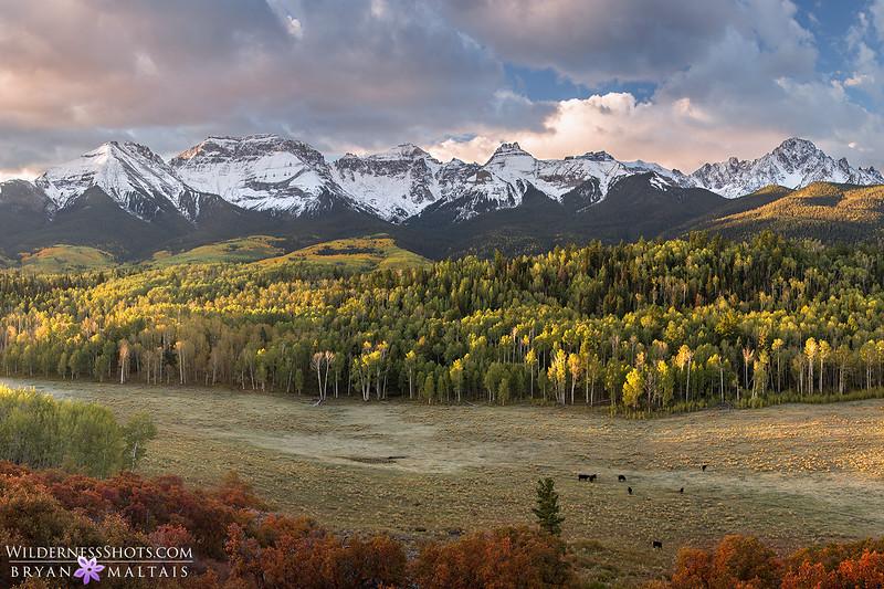 Mt. Sneffels Range