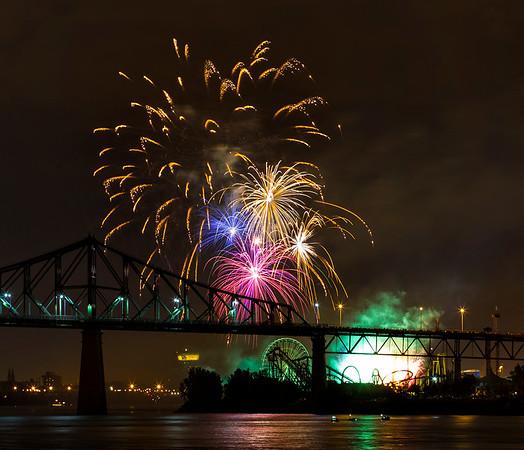 Fireworks - USA - 2015