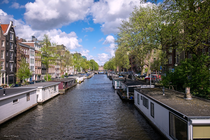 Living On A Canal