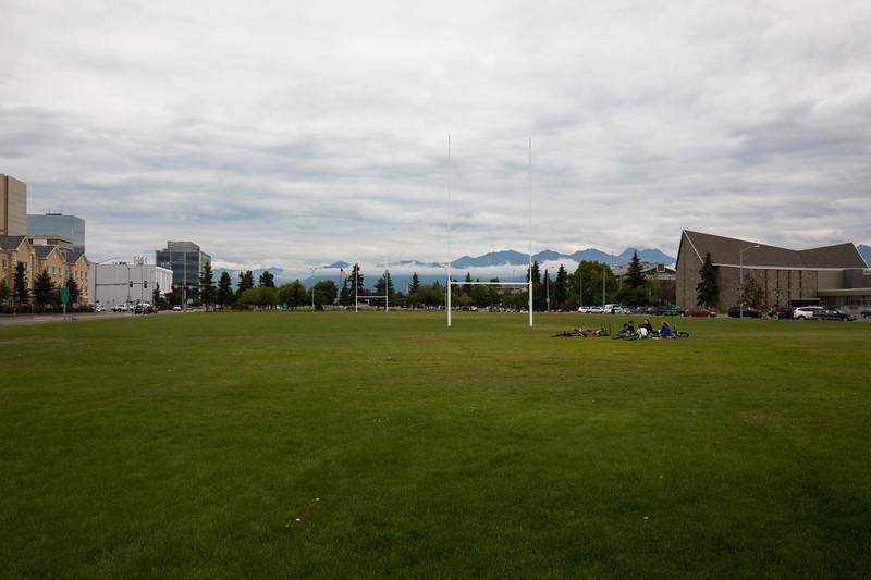 the park strip