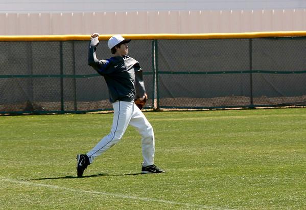 Baseball vs Pecos
