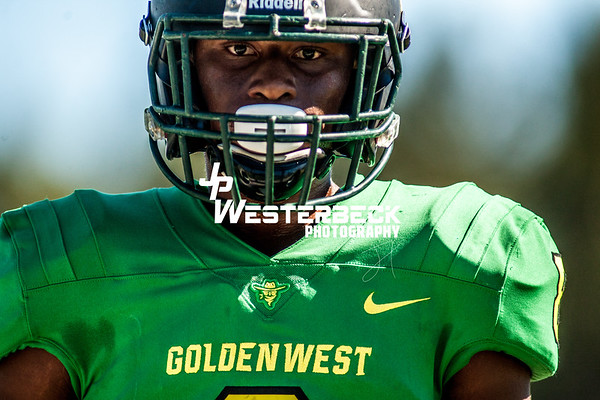 Golden West College Football