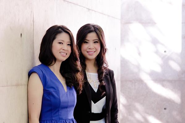 SISTERS: JULIE & JEN