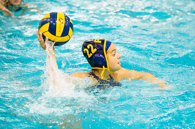 Varsity Girls Water Polo 2017