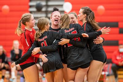SVHS 2021 Varsity Volleyball v S Lehigh