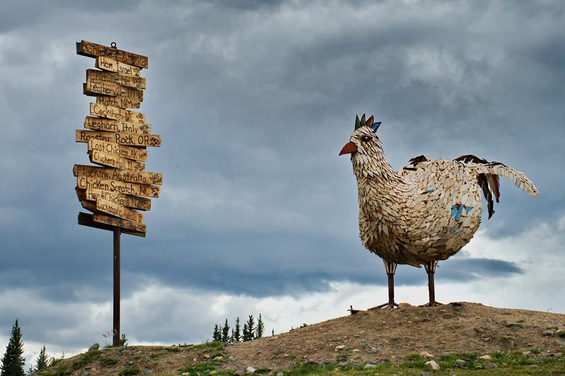 Alaska, Chicken